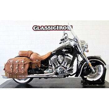 2017 Indian Chief for sale 200634928