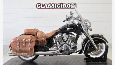2017 Indian Chief for sale 200652326