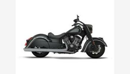2017 Indian Chief Dark Horse for sale 200710482