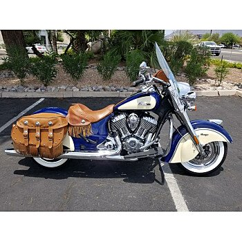 2017 Indian Chief for sale 200785488