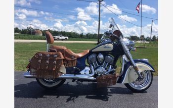 2017 Indian Chief for sale 200947494