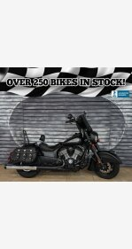 2017 Indian Chief Dark Horse for sale 200991518