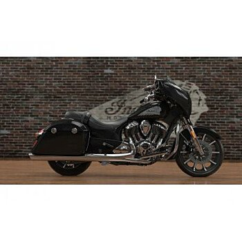 2017 Indian Chieftain Limited w/ 19 Inch Wheels & ABS for sale 200600204