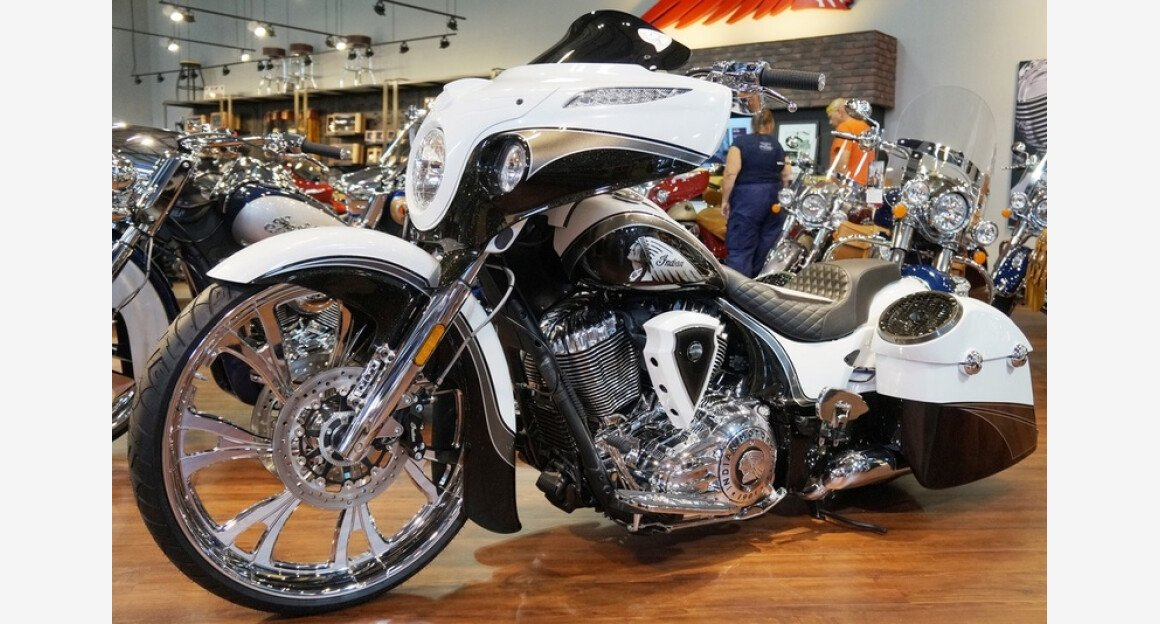 2017 Indian Chieftain for sale 200610346