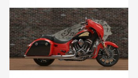 2017 Indian Chieftain Limited w/ 19 Inch Wheels & ABS for sale 200600292