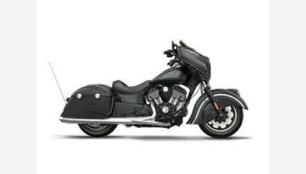 2017 Indian Chieftain Dark Horse for sale 200712002
