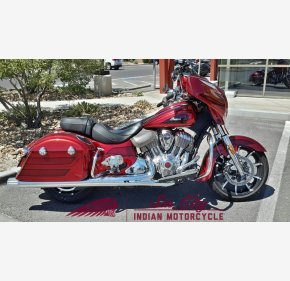 2017 Indian Chieftain Elite w/ Limited Edition w/ ABS for sale 200777962
