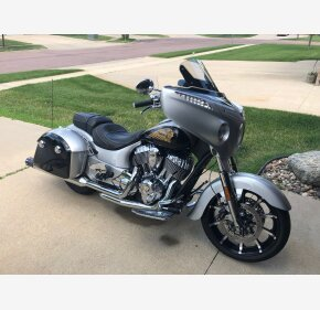 2017 Indian Chieftain Limited w/ 19 Inch Wheels & ABS for sale 200787950