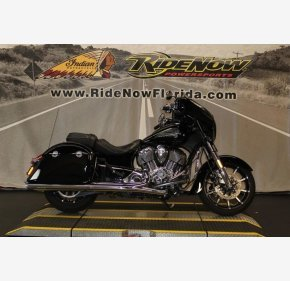 2017 Indian Chieftain Limited w/ 19 Inch Wheels & ABS for sale 200792776