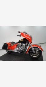 2017 Indian Chieftain for sale 200806026