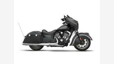 2017 Indian Chieftain Dark Horse for sale 200845783