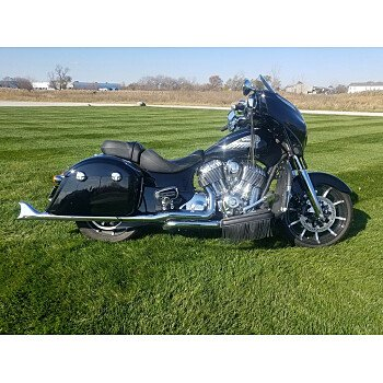 2017 Indian Chieftain Limited w/ 19 Inch Wheels & ABS for sale 200914986