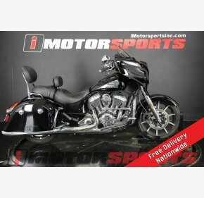 2017 Indian Chieftain Limited w/ 19 Inch Wheels & ABS for sale 200949721