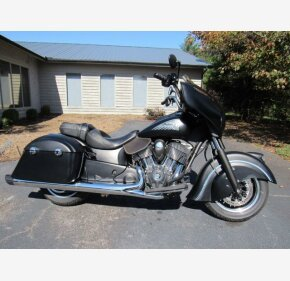 2017 Indian Chieftain Dark Horse for sale 200984163