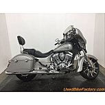 2017 Indian Chieftain Limited w/ 19 Inch Wheels & ABS for sale 201001450