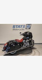 2017 Indian Chieftain Limited w/ 19 Inch Wheels & ABS for sale 201066729