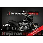 2017 Indian Chieftain Limited w/ 19 Inch Wheels & ABS for sale 201121120