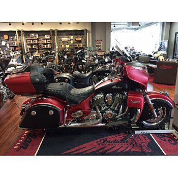 2017 Indian Roadmaster for sale 200600365