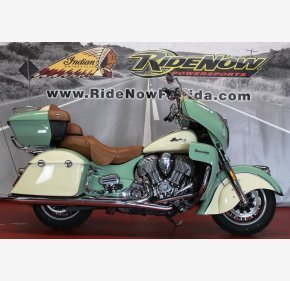2017 Indian Roadmaster for sale 200673102