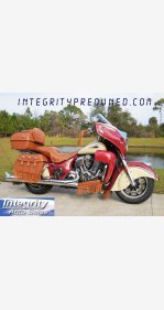 2017 Indian Roadmaster Classic for sale 200693928