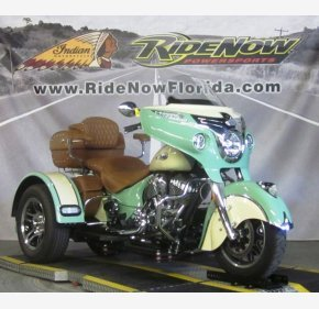 2017 Indian Roadmaster Classic for sale 200948577