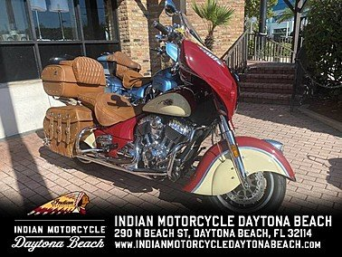 2017 Indian Roadmaster Classic for sale 201120484