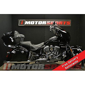 2017 Indian Roadmaster for sale 201155001