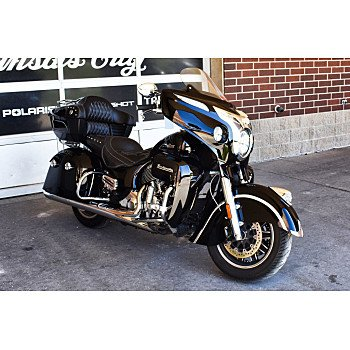 2017 Indian Roadmaster for sale 201160665
