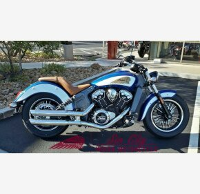 2017 Indian Scout ABS for sale 200795248