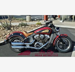 2017 Indian Scout ABS for sale 200864640