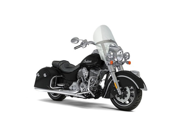 2017 Indian Springfield Base specifications