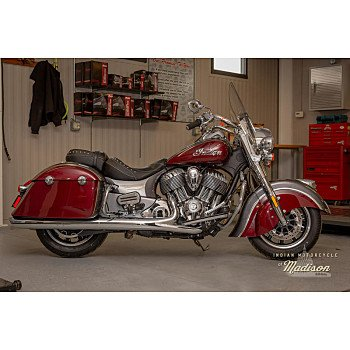 2017 Indian Springfield for sale 200691560