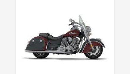 2017 Indian Springfield for sale 200703249