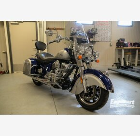 2017 Indian Springfield for sale 200927870