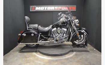 2017 Indian Springfield for sale 200946933