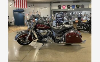 2017 Indian Springfield for sale 201118636
