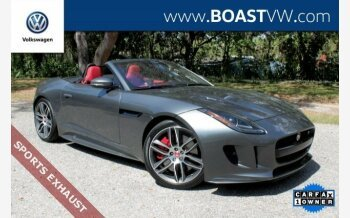 2017 Jaguar F-TYPE R Convertible for sale 100971567