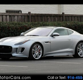 2017 Jaguar F-TYPE R Coupe AWD for sale 101100951