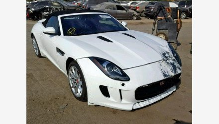 2017 Jaguar F-TYPE for sale 101222092