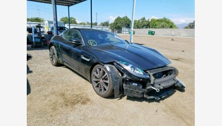 2017 Jaguar F-TYPE Coupe for sale 101223763