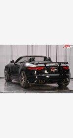 2017 Jaguar F-TYPE SVR Convertible for sale 101236785