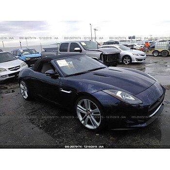 2017 Jaguar F-TYPE for sale 101270107