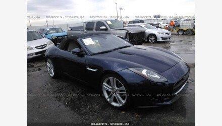 2017 Jaguar F-TYPE for sale 101273791