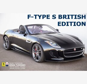 2017 Jaguar F-TYPE for sale 101358748