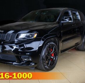 2017 Jeep Grand Cherokee 4WD SRT8 for sale 101229969