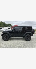2017 Jeep Wrangler 4WD Unlimited Rubicon for sale 101028042