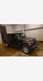 2017 Jeep Wrangler 4WD Unlimited Sport for sale 101029096