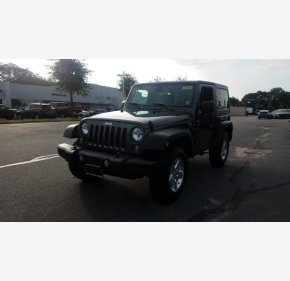 2017 Jeep Wrangler 4WD Sport for sale 101040274