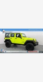 2017 Jeep Wrangler 4WD Unlimited Sport for sale 101054681