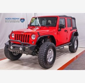 2017 Jeep Wrangler 4WD Unlimited Sport for sale 101061098